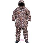 Mountain Remington Goretex Saz Desenli Kaban Pantolon set